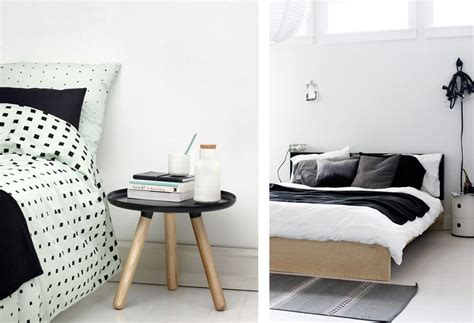 tapis chambre bleu une chambre en noir et blanc joli place
