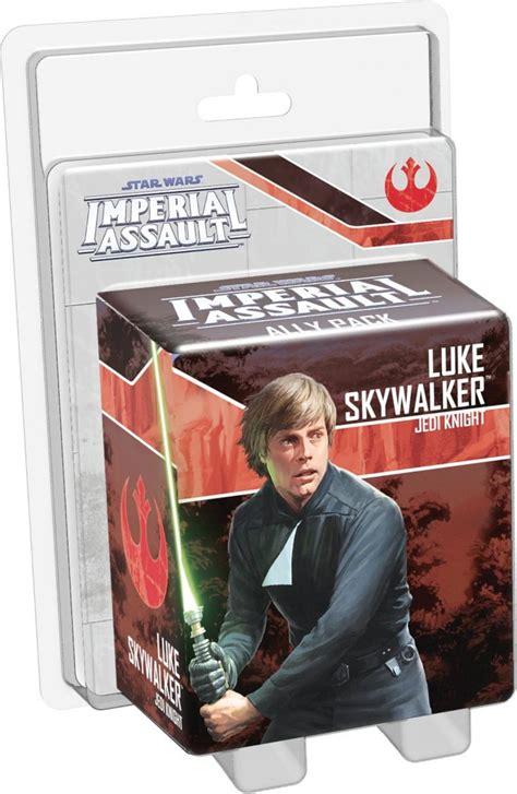 Conoce la variedad de puzzles y rompecabezas que la juguetería de paris tiene para ti ¡estar en casa nunca fue tan entretenido! Star Wars: Imperial Assault - Luke Skywalker ~ Juego de ...
