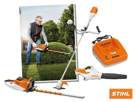 WIN the ultimate yard care bundle from Stihl   Horse and Rider