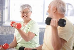 Exercise and Physical Activity in an Aging Population ...