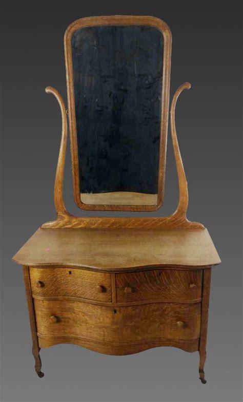 antique dresser with mirror 20th c antique dresser mirror