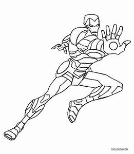 Free Printable Iron Man Coloring Pages For Kids Cool2bkids