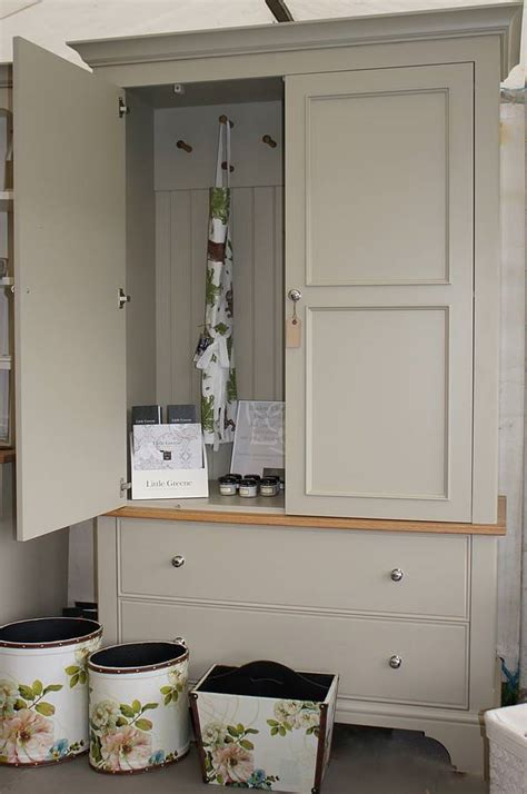 Coat Cupboard by Baslow Cloak And Coat Cupboard By Chatsworth Cabinets