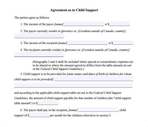 child support waiver form alimony agreement form vocaalensembleconfianza nl