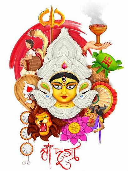 Durga Subho Bijoya Dussehra Goddess Happy Puja