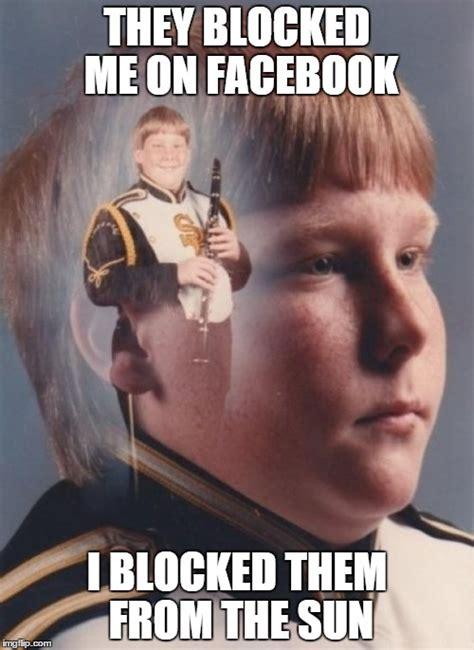 Clarinet Kid Meme - ptsd clarinet boy meme imgflip