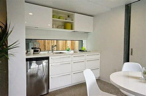 fotos de decoracion de cocinas pequenas funcionales