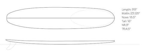 longboard templates traditional longboard swaylocks
