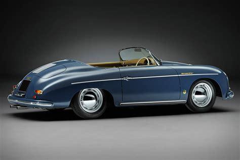 vintage porsche speedster 1957 porsche 356a speedster uncrate