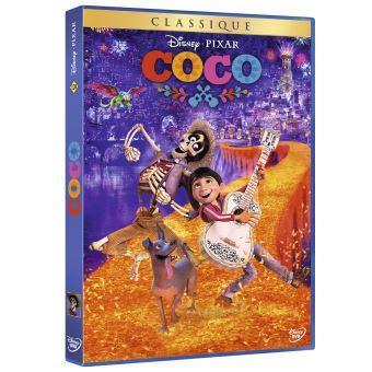ary abittan fnac coco coco dvd dvd zone 2 lee unkrich adrian molina