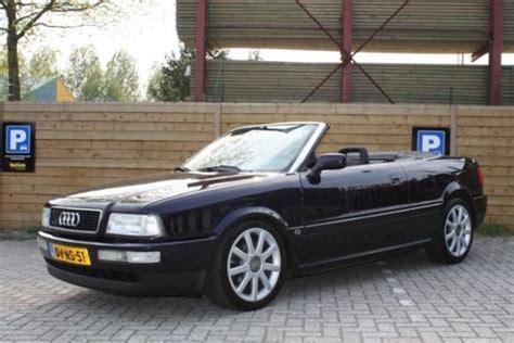 Ericmaathuis's Garage  Audi 80 Cabrio