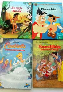 Walt Disney Classic Storybook Collection