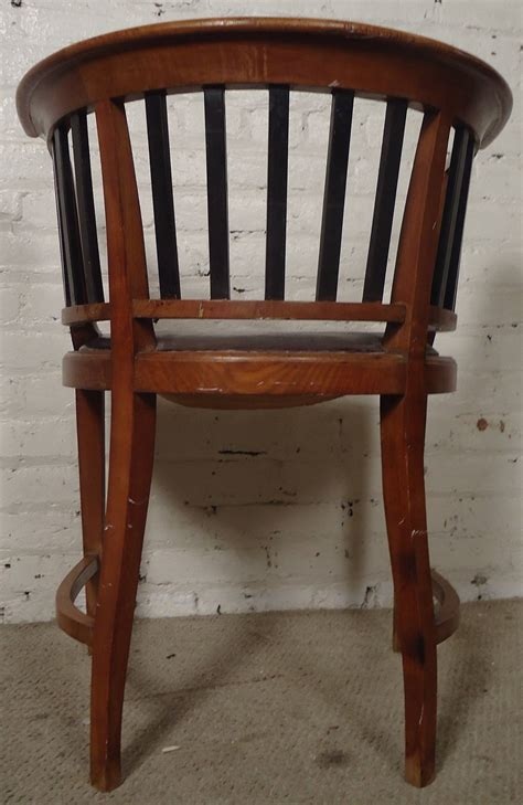 unique vintage back spindle chair for sale at 1stdibs