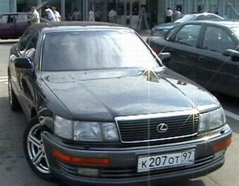 1992 lexus ls400 1992 lexus ls400 pictures for sale