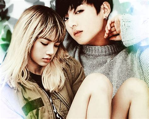 Sincerely praying for blackpink and bts to have interactions at mama. why do people ship Lisa and Jungkook? - Random - OneHallyu