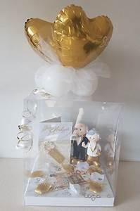 Geschenkideen Zur Hochzeit : gabis ballonerie geschenk box goldene hochzeit ~ Orissabook.com Haus und Dekorationen