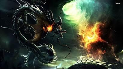 Phoenix Dragon Desktop Wallpapers Garena Cool 1080