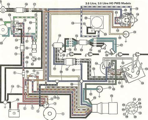 volvo penta alternator wiring diagram yate