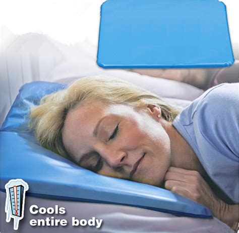 electric cold pillow popular cooling mattress pad buy cheap cooling mattress