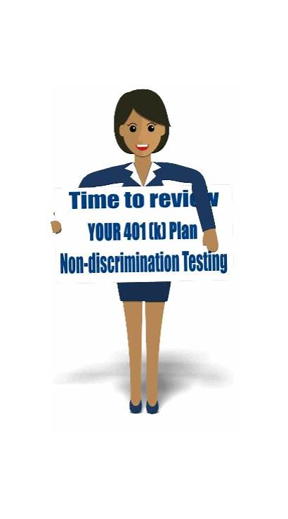 Discrimination Non Flat Testing Holding Sign Woman