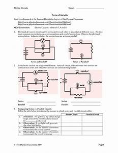 Light And Color Worksheet Answers Physics Classroom