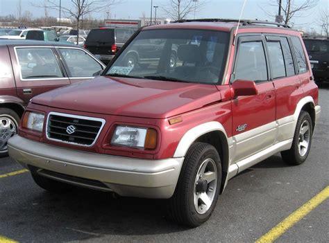 1990 Suzuki Sidekick by 1990 Suzuki Sidekick Information And Photos Zombiedrive
