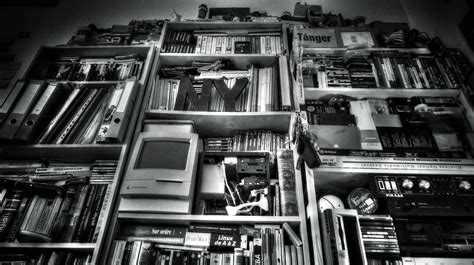 books black and white wallpaper books bookshelf bookstore computers gamer linux mac