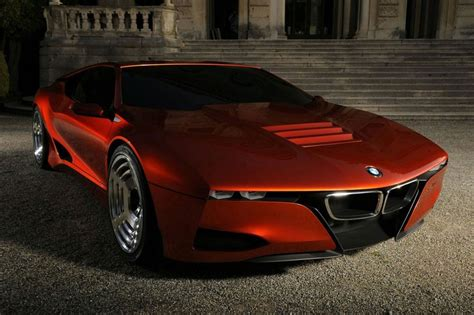 New Supercar From Bmw