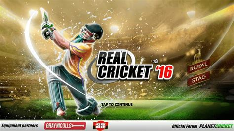 real cricket 18 background music