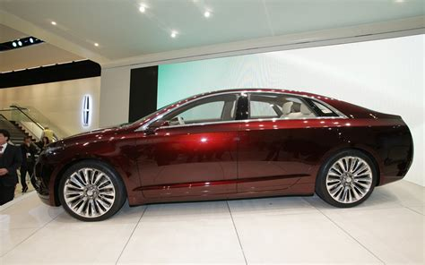 First Look Lincoln Mkz Concept Photo Gallery Motor Trend