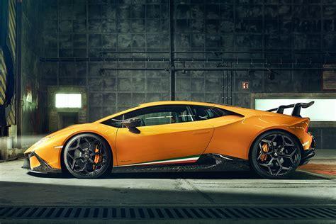 Lamborghini Huracan Modification by Novitec Lamborghini Huracan Performante Hiconsumption