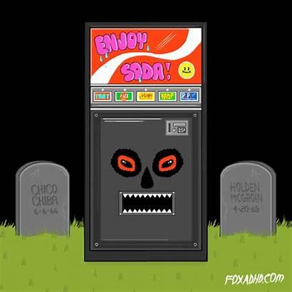 Machine Vending Animation Domination Gifs Lol Machines
