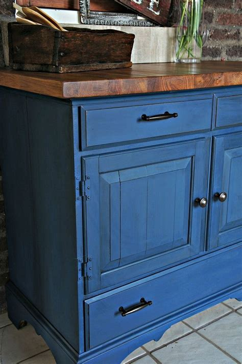 best 25 blue furniture ideas painted hutch vintage hutch and diy blue furniture