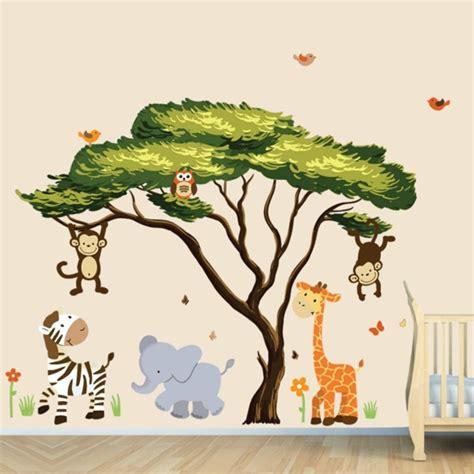 Kinderzimmer Gestalten Waldtiere by Kinderzimmer Deko Waldtiere