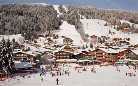 les portes du soleil a network of traditional villages onthesnow