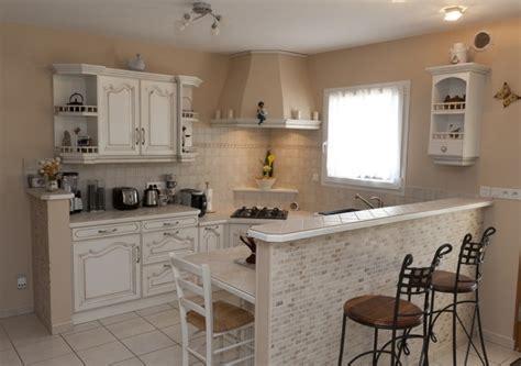 modele cuisine en u modele de cuisines meuble cuisine
