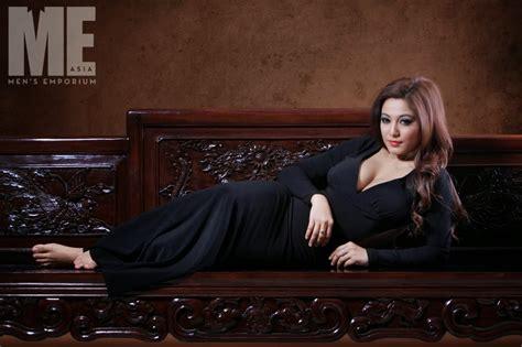 WikiGIRLS: Sisi Salsabila for ME Asia Magazine Photoshoot
