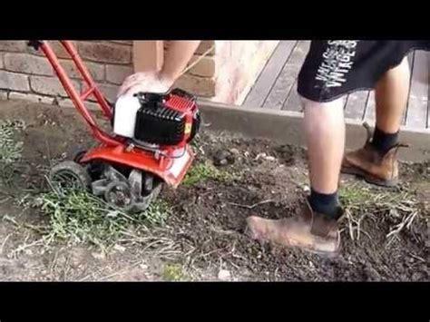 gardening equipment mini tiller heavy duty hp