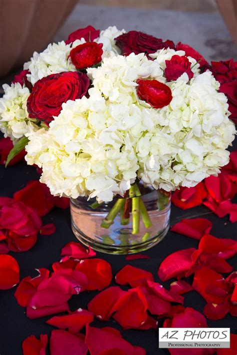 red rose centerpieces ideas  pinterest red