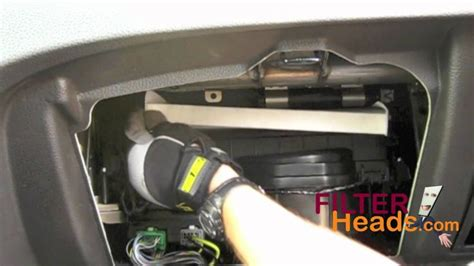 ford cabin air filter replacement  images