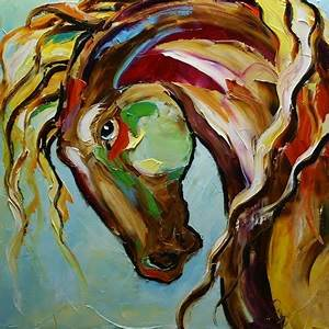 Art horses on Pinterest | Horse Paintings, Equine Art and ...