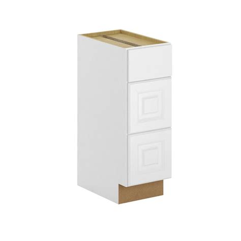 bathroom base cabinets with drawers hton bay madison assembled 12x34 5x21 in bathroom
