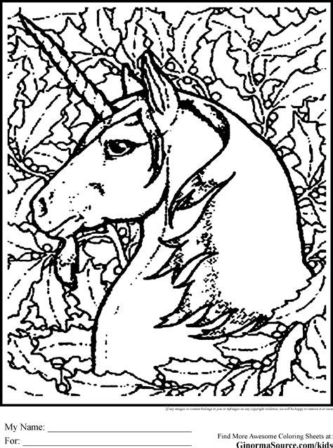 advanced coloring pages unicorn fun activities pinterest