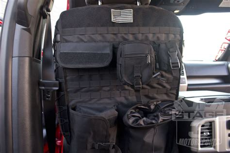 20152016 F150 Tactical Front Seat Cover