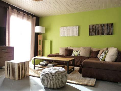 chambre mur vert un mur vert anis