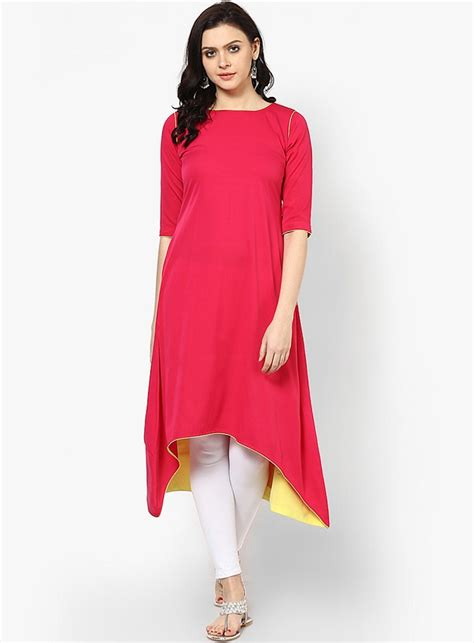Boat Neck Kurti Tops 16 top selling kurtis below rs 500 you can t