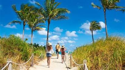 Vacation Pandemic Florida Coronavirus Places Travel Stay