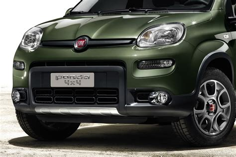 Fiat Panda 4x4 Crossover 2018 Photo 84210 Pictures At High