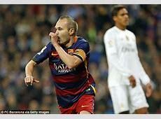 Barcelona vs Real Madrid EL CLASICO XI Cristiano Ronaldo
