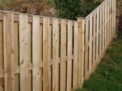 6ft Fence Panels With Trellis by Fence Panel Hit Miss 6ft W X 6ft H